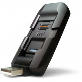 BEFS Bio USB 16GB ASIC CHIP Flash Drive H/W encryption and fingerprint scanner